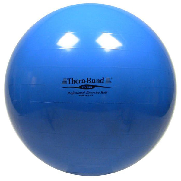 Blue TheraBand Exercise Ball 75CM