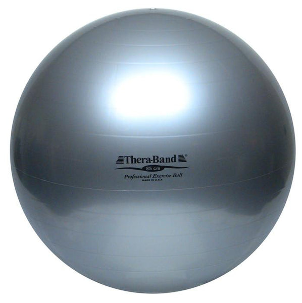 Silver TheraBand Exercise Ball 85CM