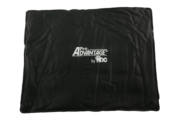 PRO ADVANTAGE® Reusable Cold Packs, Black Urethane, 3-sizes to Choose From-Cervical, Standard, and Oversize