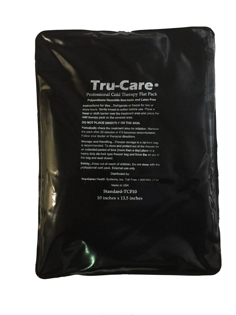 Tru-Care Ice Pack for First Aid & Pain Relief for Neck Shoulder or Back