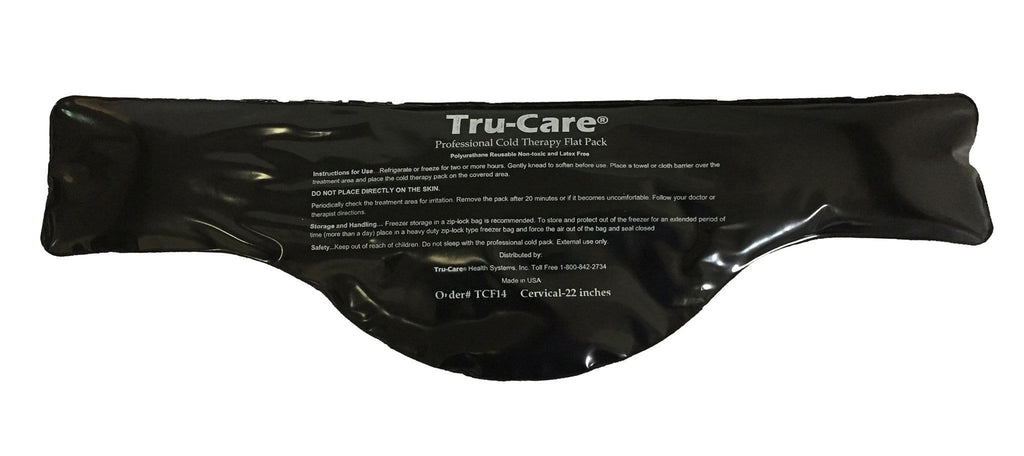 Are you suffering from Sprains, Strains, Headaches or other soft tissue injuries? Tru-Care® Ice Packs Can Help!