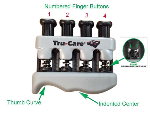 VariGrip Therapy Adjustable Tension Hand Exerciser