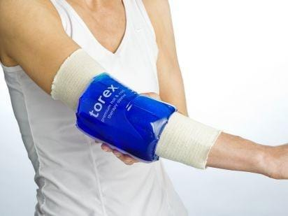 Torex Premium Cold Therapy Roll-On Sleeves