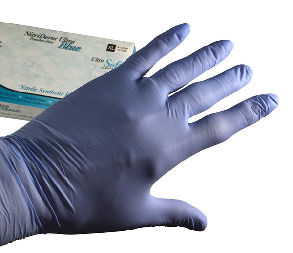 Nitrile Synthetic Exam Glove