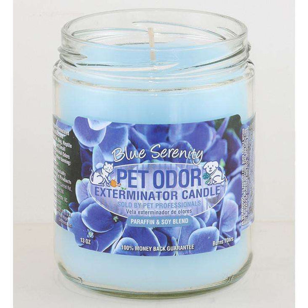 Blue Serenity Pet Odor Exterminator Candle