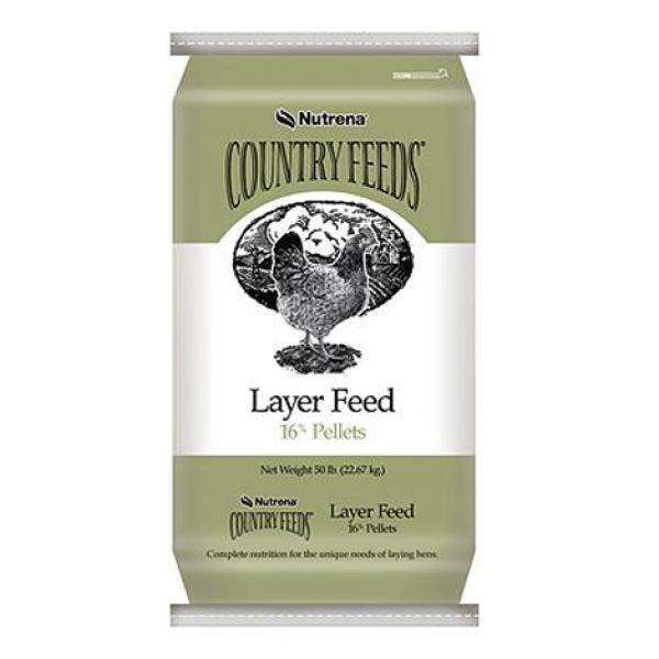 Country Feeds Layer Pellet 50lb