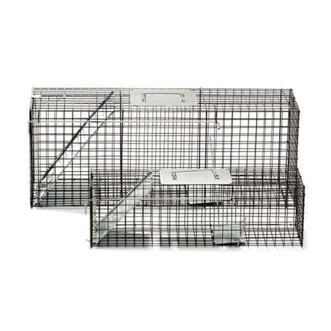 Double-Tuf Economy Live Animal Trap Combo Pack