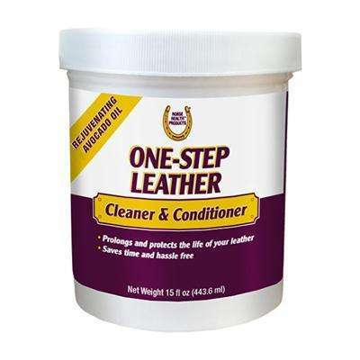 One-Step Leather Cleaner & Conditioner