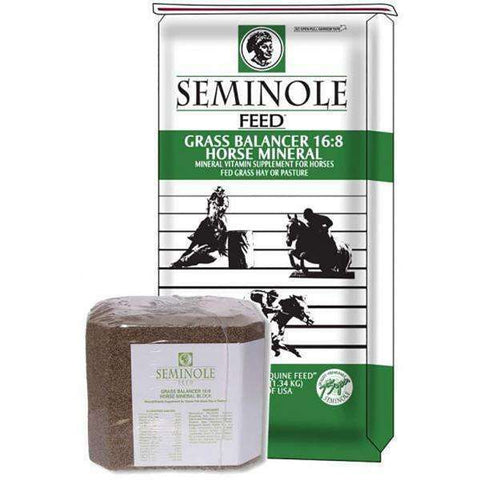 Seminole Grass Balancer 16:8 Mineral