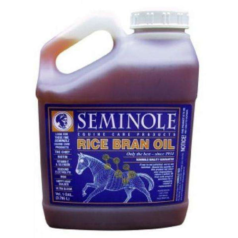 Seminole Rice Bran Oil