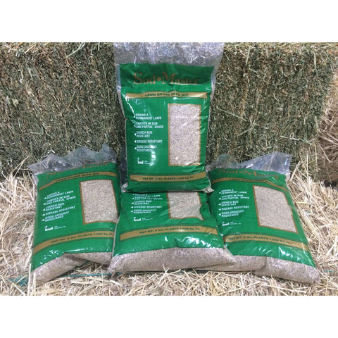 Sod Master Grass Seed 5 lb
