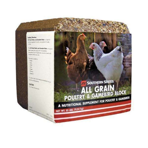 Southern States All Grain Poultry Block