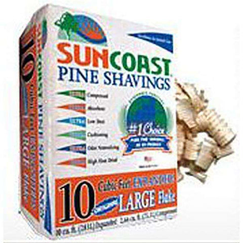 Suncoast Large Flake Pine Shavings