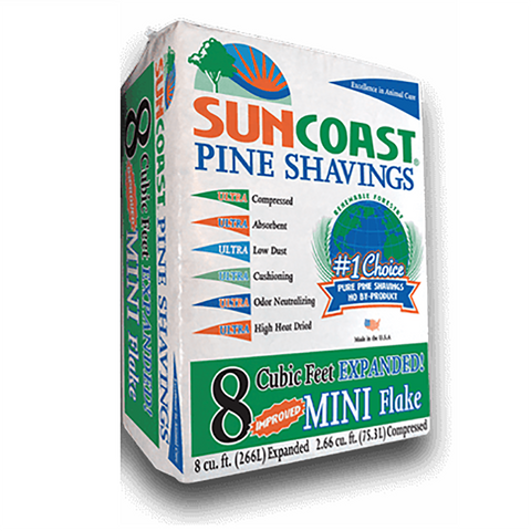 Suncoast Mini Pine Flakes