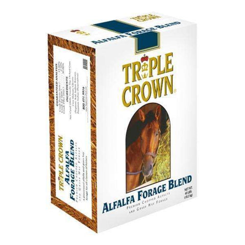 Triple Crown Alfalfa Forage Blend