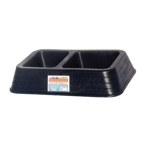 Tuff Stuff Heavy Duty Double Dish