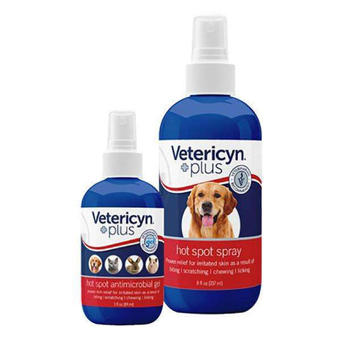 Vetericyn Hot Spot Spray 8 oz