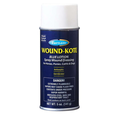Wound-Kote Wound Dressing Spray 5 oz