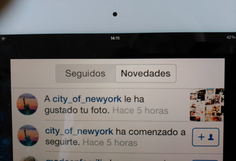city of new york follows wabi sabi on instagram
