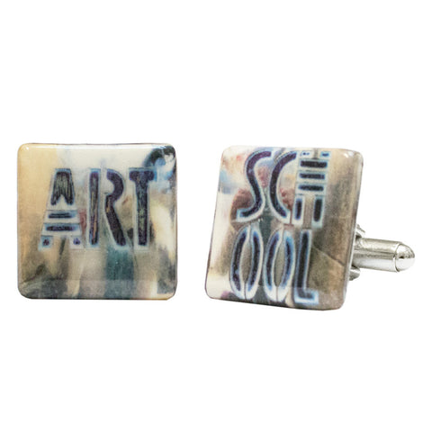 Art School cufflinks