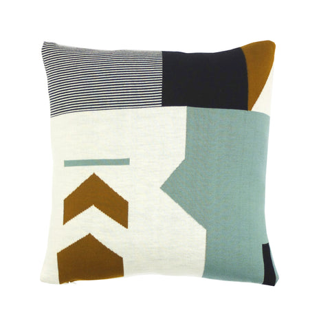 Composition cushion - mint