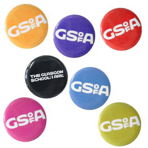 GSA button badges