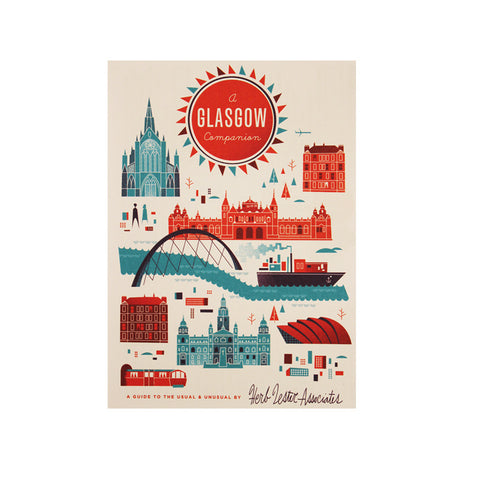 Glasgow companion map