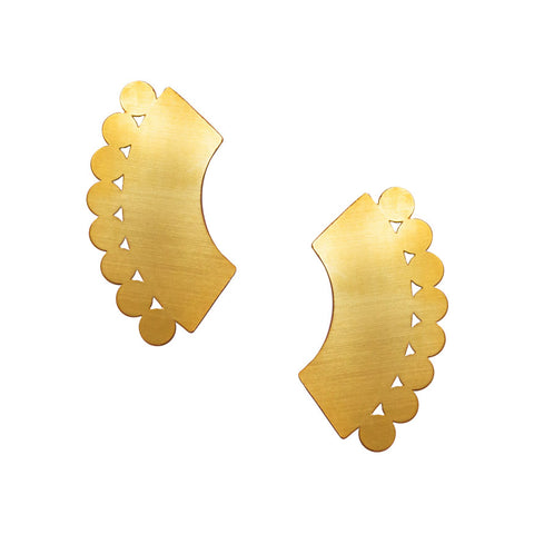 Ulla stud earrings