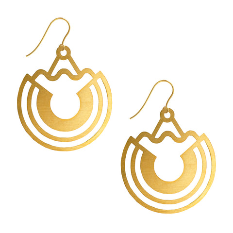 Opla drop earrings