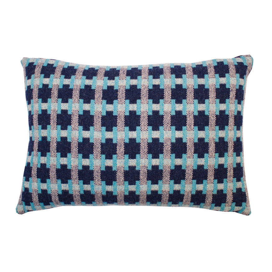 Puzzle cushion - sea
