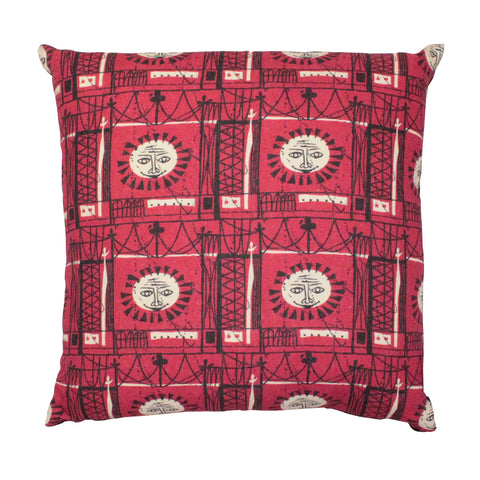Robert Stewart Sunman cushion
