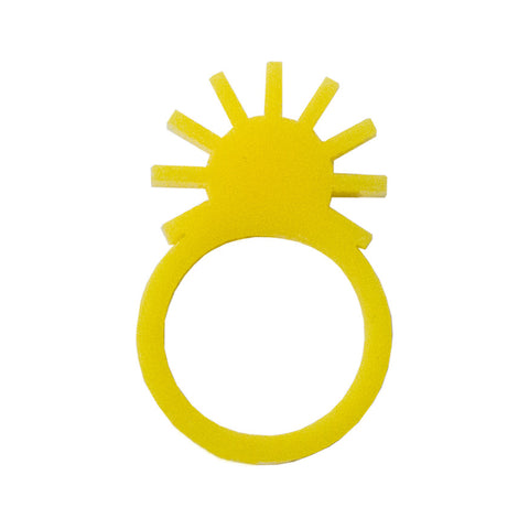 Weather ring - sun