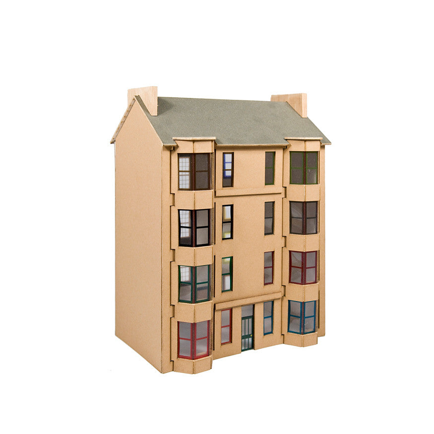 Tenement model kit