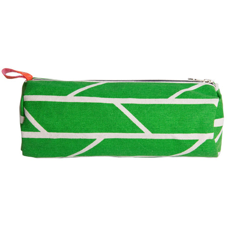 Barrel pouch - green