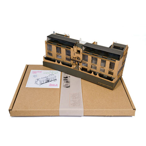 Model kit - Mackintosh building