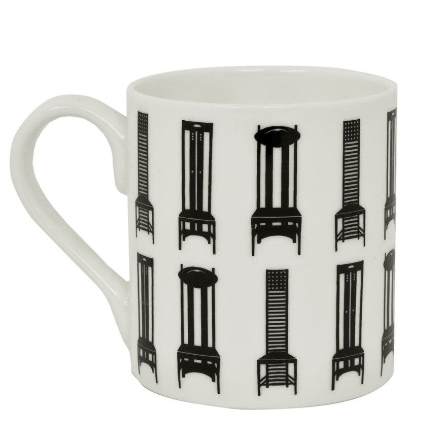 Mackintosh chairs mug