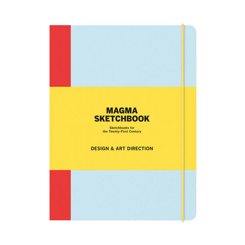 Magma sketchbook - design and art direction