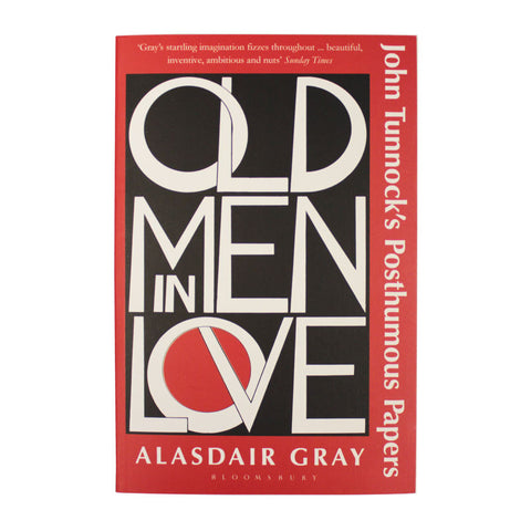 Old Men in Love by Alasdair Gray