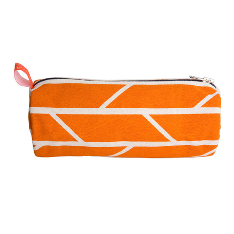 Barrel pouch - orange