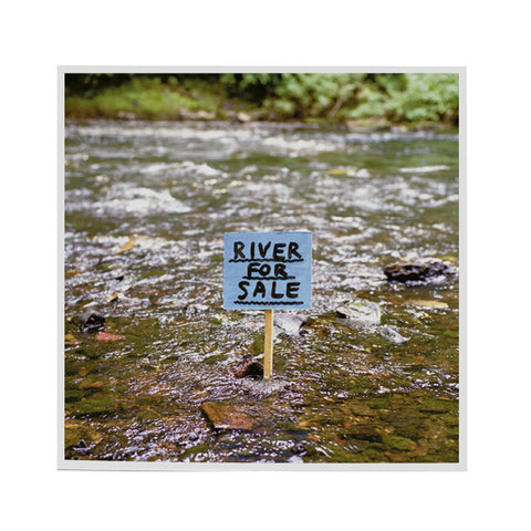 River for sale card