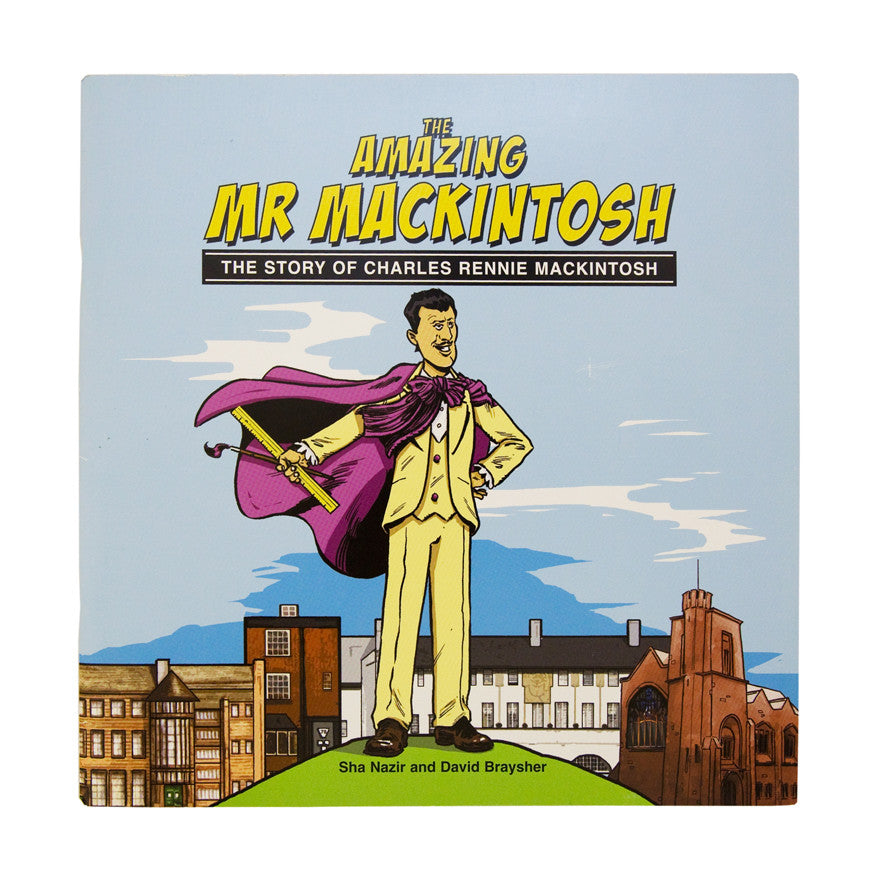 The Amazing Mr Mackintosh