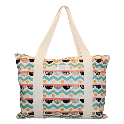 Weekend bag - aztec