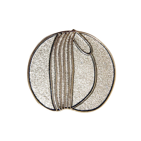 Pin badge - willow