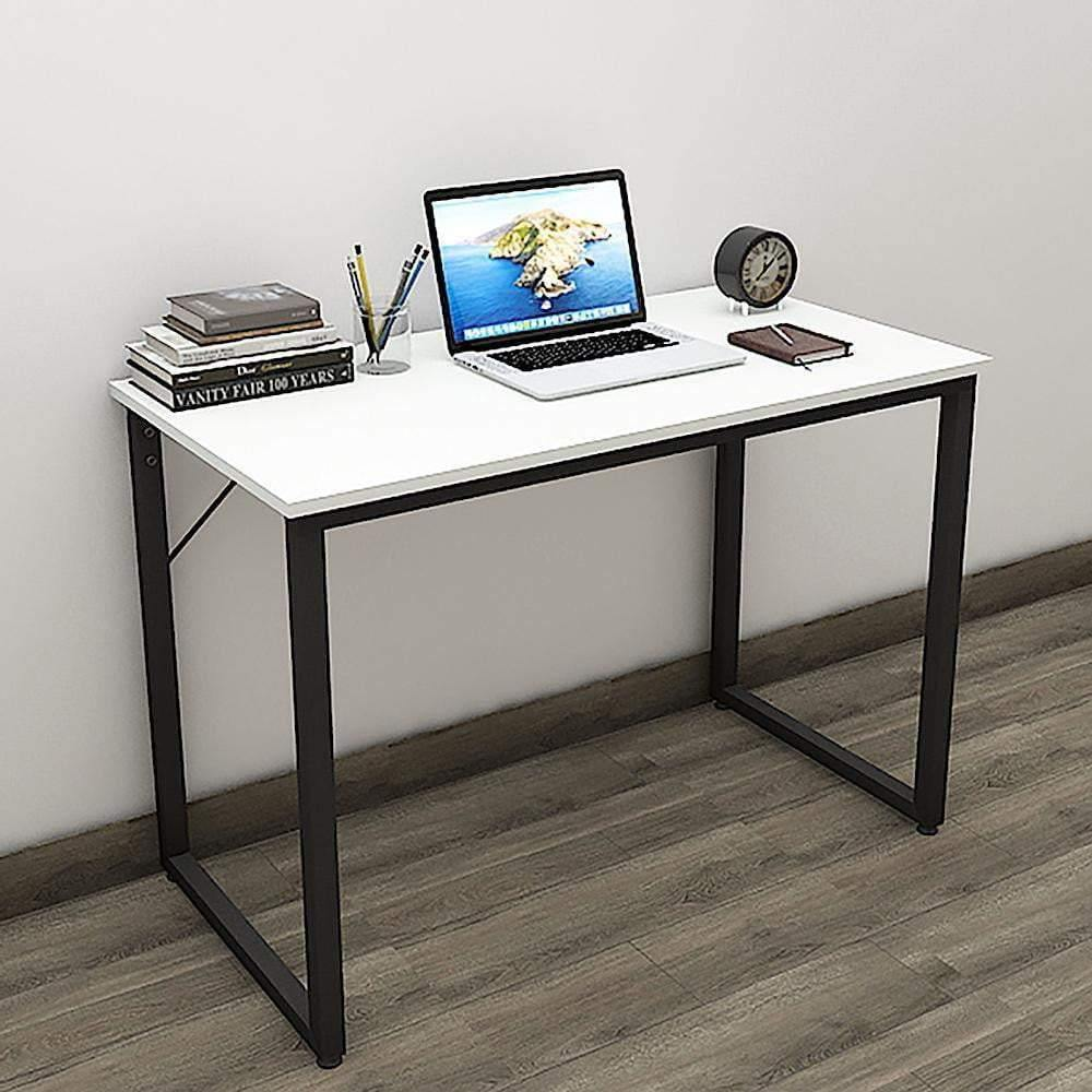 Helios T100 Modern Computer Laptop Desk And Study Writing Table Black A10 Shop