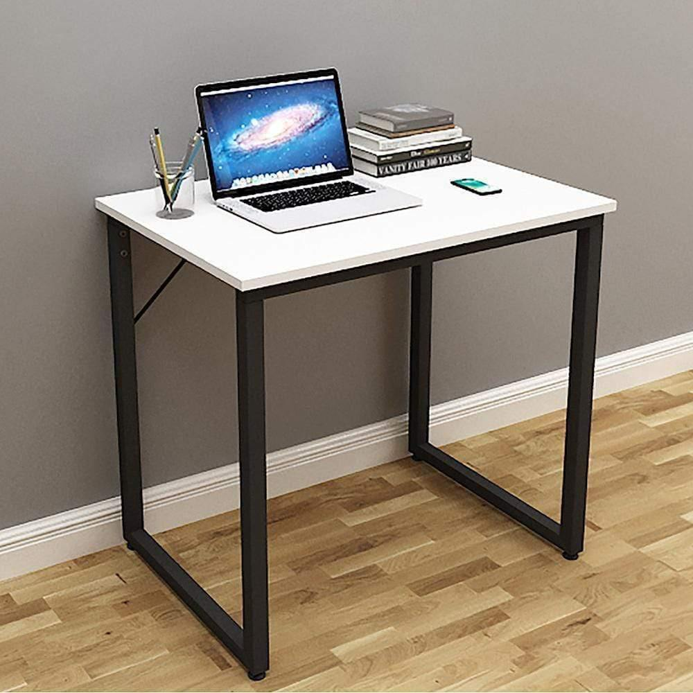 Helios T80 Modern Computer Laptop Desk And Study Writing Table Black A10 Shop