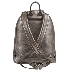 Laila Backpack in Platinium - Fonfique