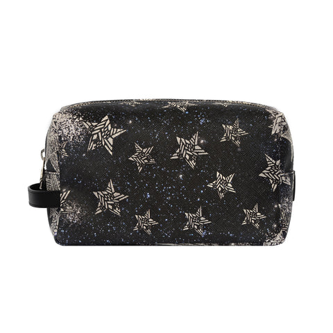 Bacio Make-up Bag in Stars