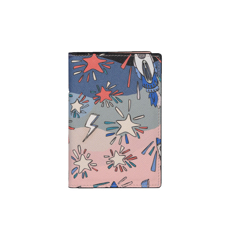 Gemma Passport Cover Galaxy Pastel Cansu Akın X Fonfique