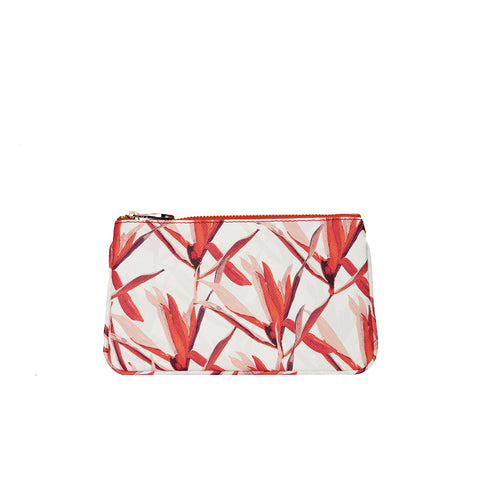 Lily Mini Clutch in Cradle Lily Pink Orange