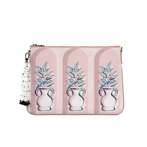 Merita Clutch in The Vase